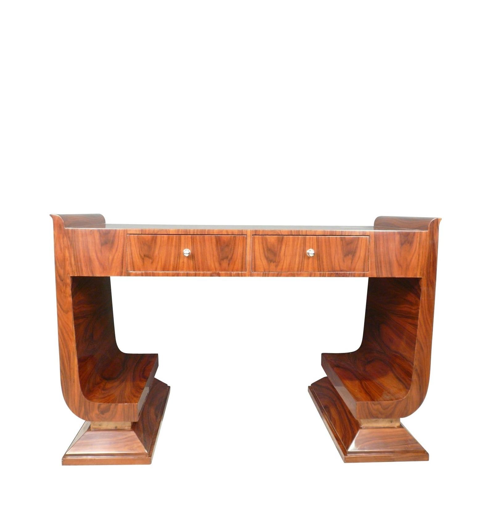Bureau art d co en palissandre meubles art d co - Art deco meuble ...