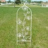 Wrought Iron Obelisk - Set of 2