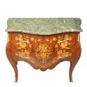 Commode époque Louis XV - Meuble de style ancien
