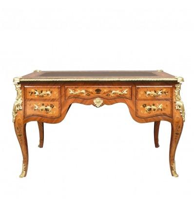 Louis XV Schreibtisch - Möbel im antiken Stil -
