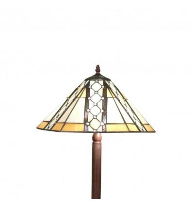 Navajo Tiffany vloerlamp