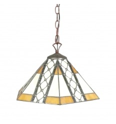 Tiffany ceiling lamp Navajos