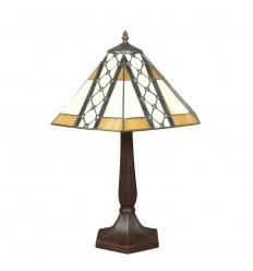 Stolní lampa Tiffany Navajo