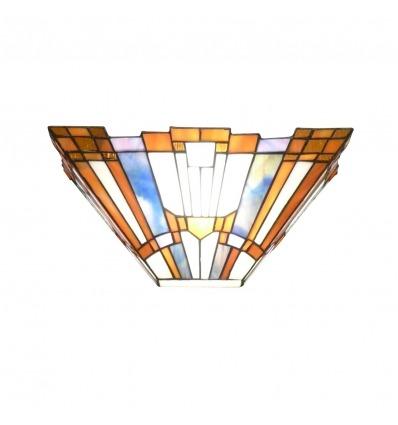 Tillämpa Tiffany art deco-NewYork - lampor -