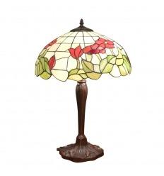 Stolní lampa Tiffany Nantes