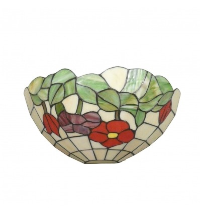 Tiffany wall lamp