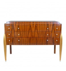 1920 style art deco chest of drawers