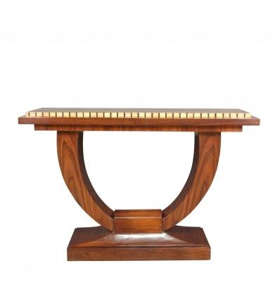 Console mobili art deco del 1930 in stile -