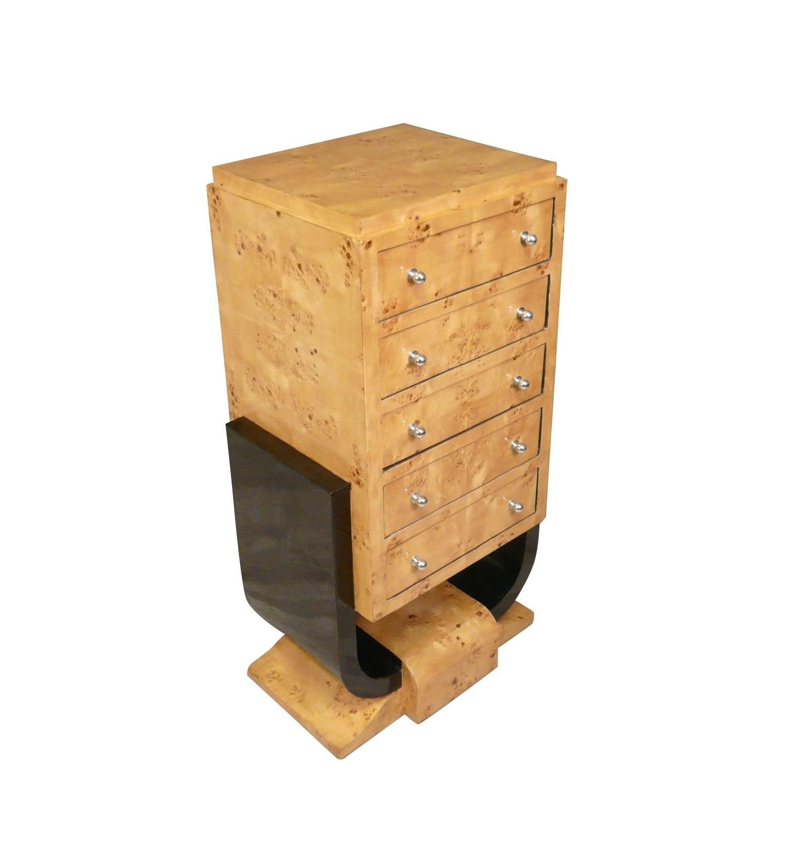 art deco console art deco m bel. Black Bedroom Furniture Sets. Home Design Ideas
