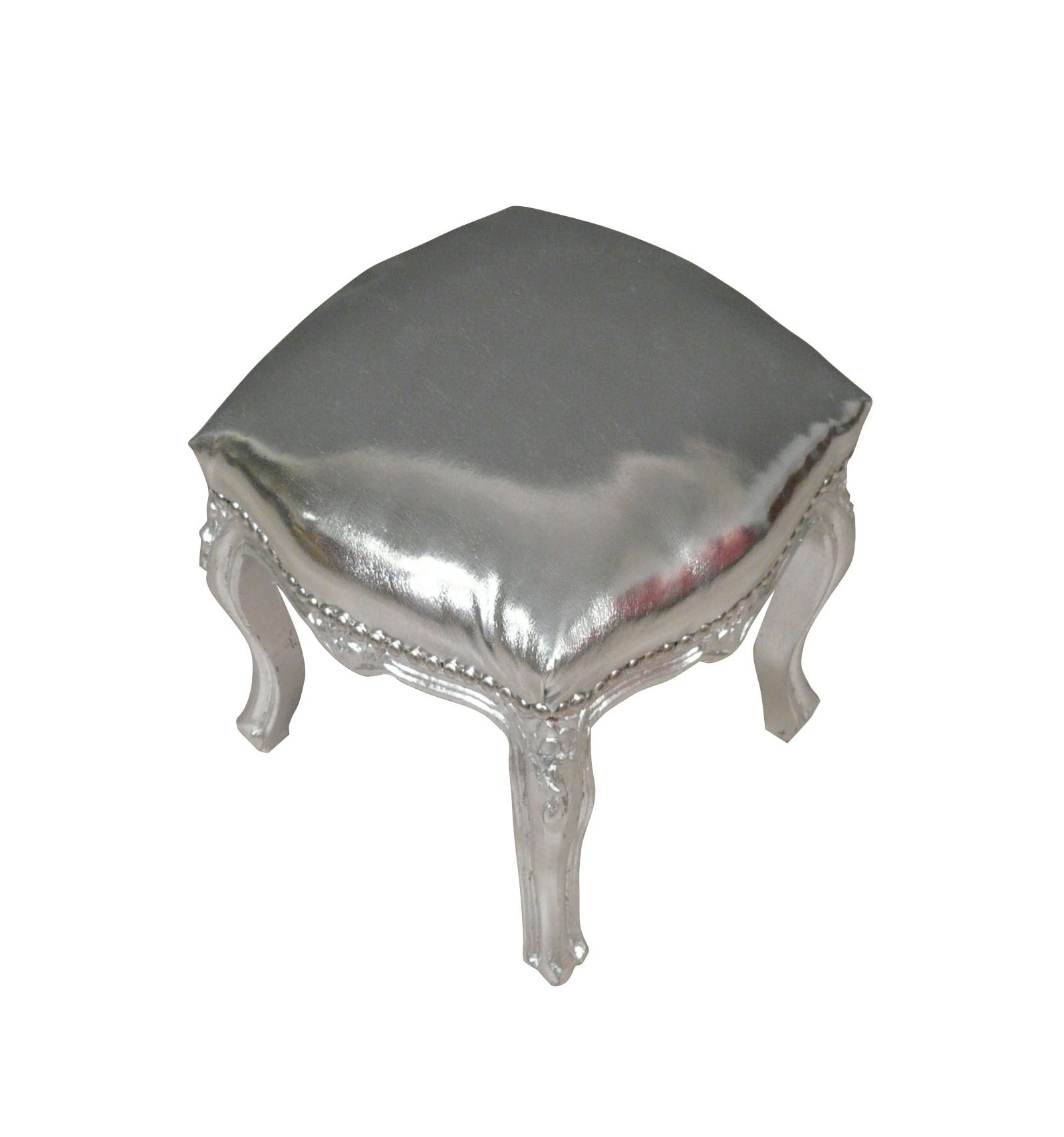 Barroco otomano plata - Sillones barrocos