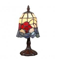 Lampada stile Tiffany magnolia