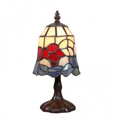 Lampada di stile di Tiffany magnolia