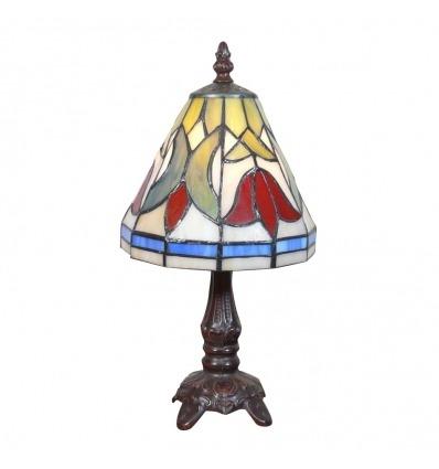 Kleine Tiffany tulips lampe - Tiffany Lampen