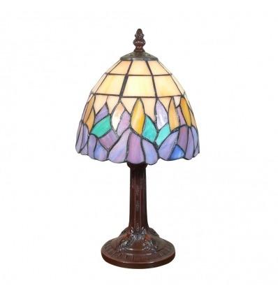 Lampara de cabecera tiffany - Lamparas Tiffany