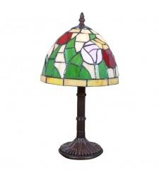 Lamp Tiffany bloem
