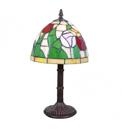 Flower Tiffany lamp