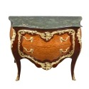Commode 2 tiroirs style Louis XV
