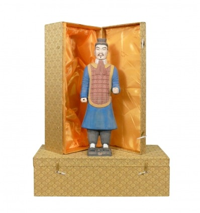 Officer - Chinese soldier statue Xian terracotta
