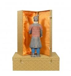 Infantryman - Statuette Chinese soldier Xian terracotta