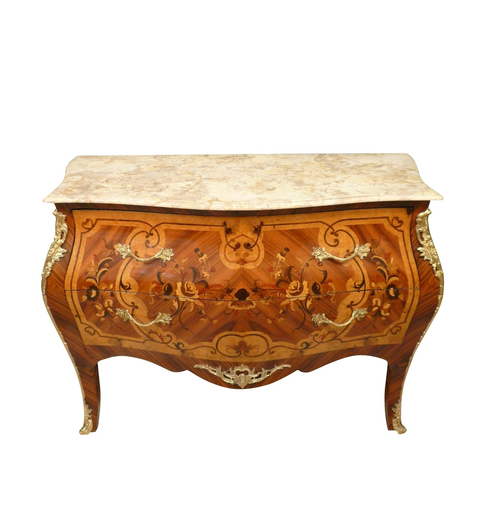 Dresser Louis XV - Style furniture