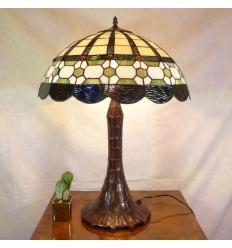 Lampada modelo Tiffany