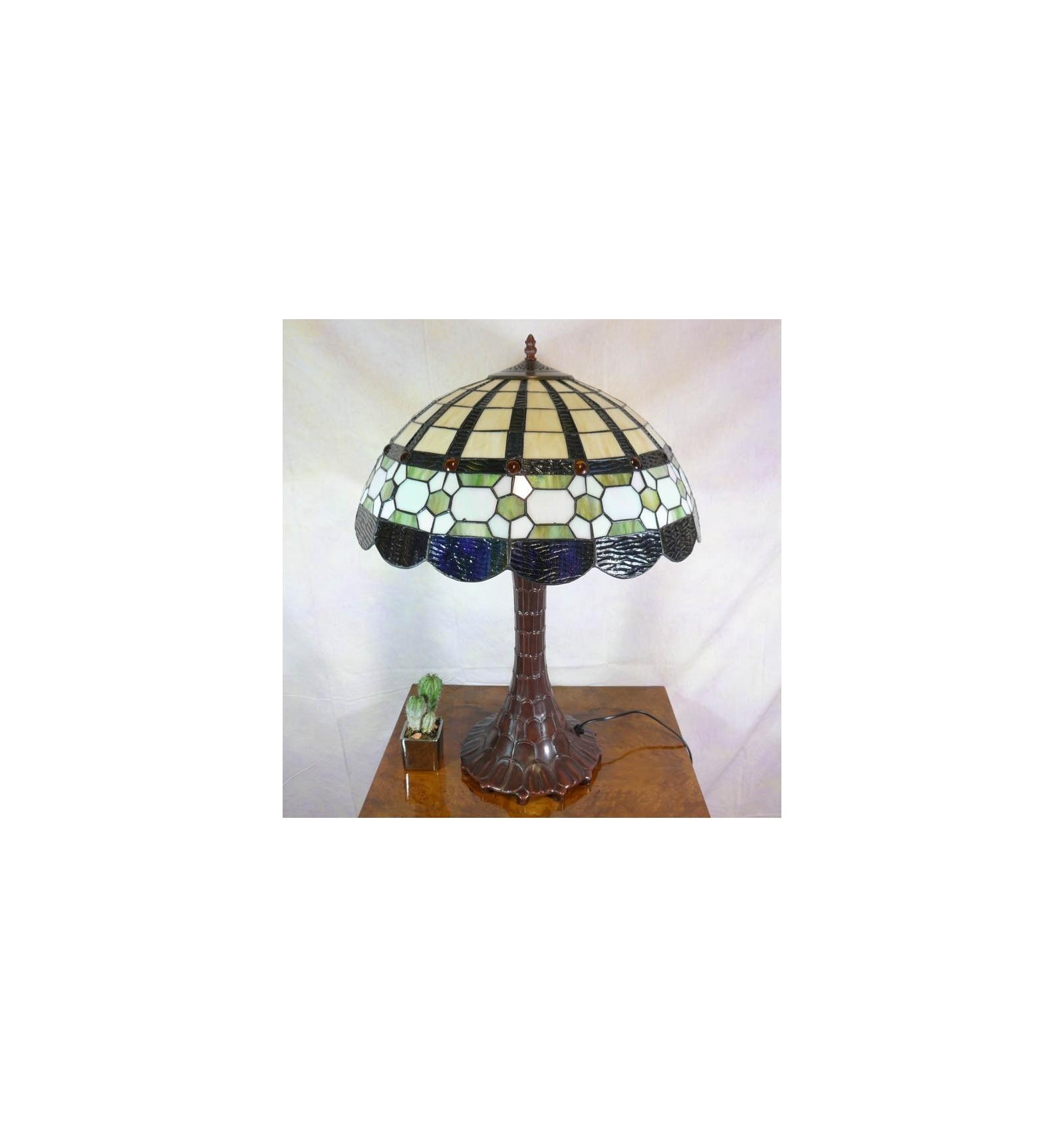 Lampada stile Tiffany lampadari - lampade-