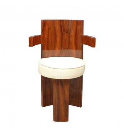 Art Deco armchair for office