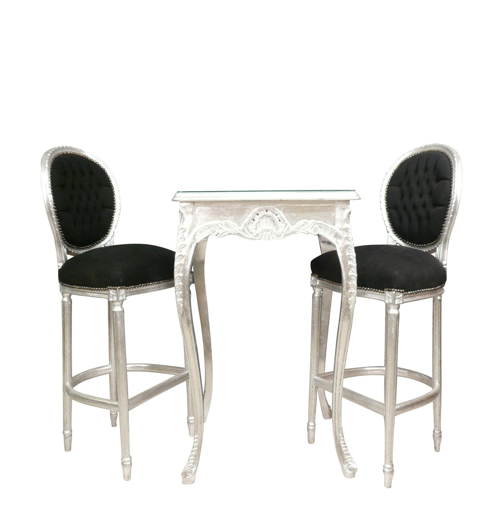 Baroque bar table armchairs and chairs - Table baroque conforama ...