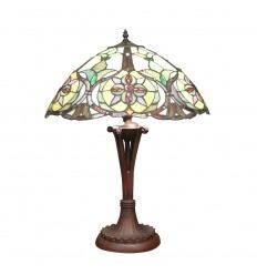 Lámpara de Nueva Orleans Tiffany