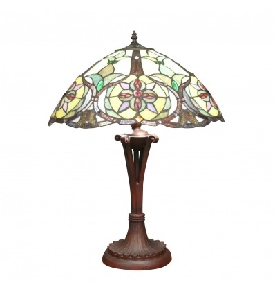 New Orleans Tiffany Lamp