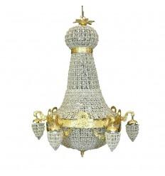 Palloncino lampadario Impero