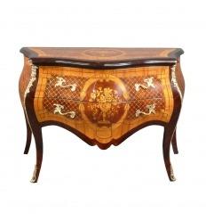 Louis XV 2 szuflady