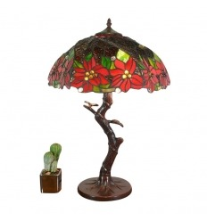 Tiffany Broceliande lamp
