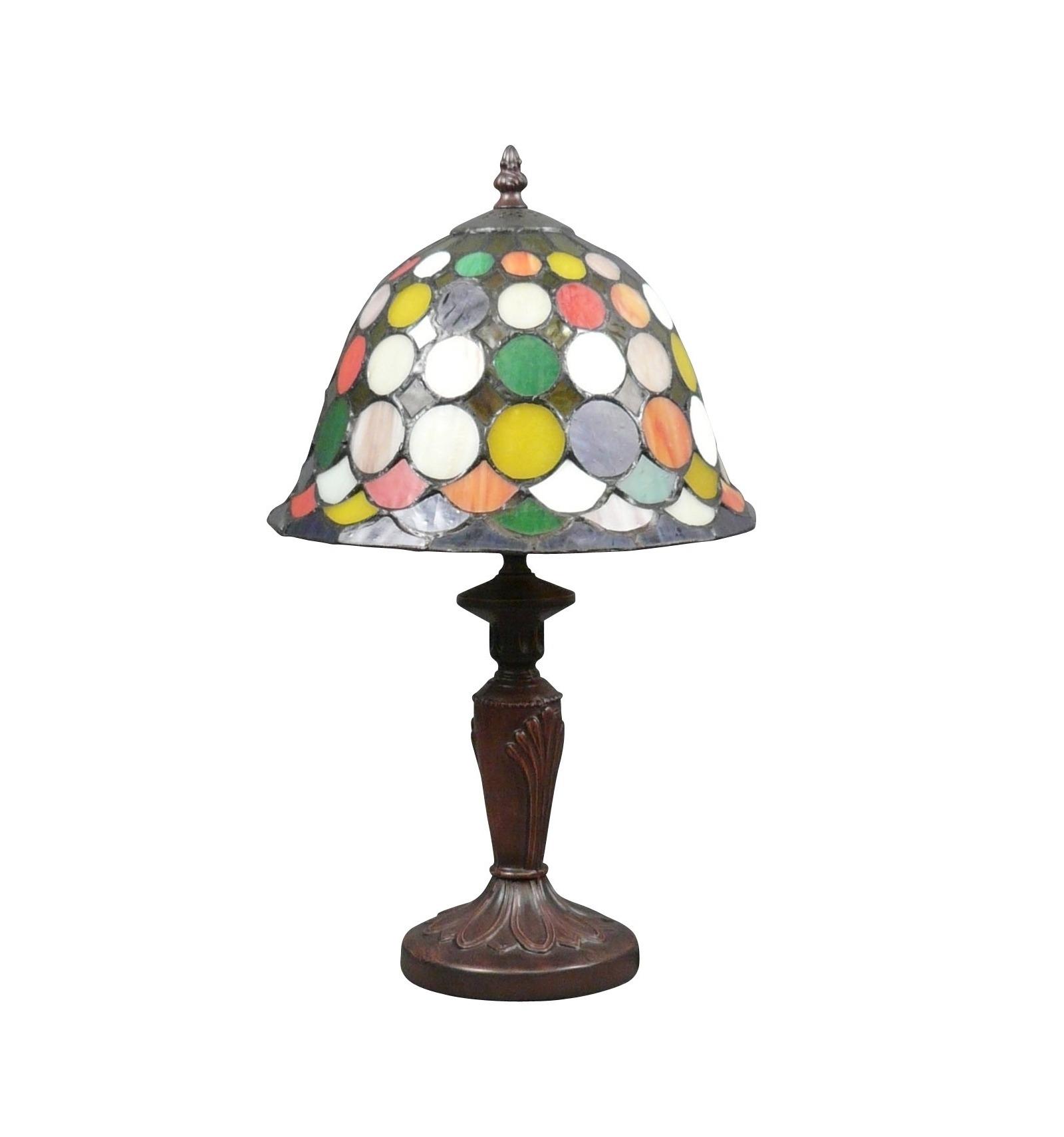 Lampada Tiffany Harlequin - apparecchi di illuminazione