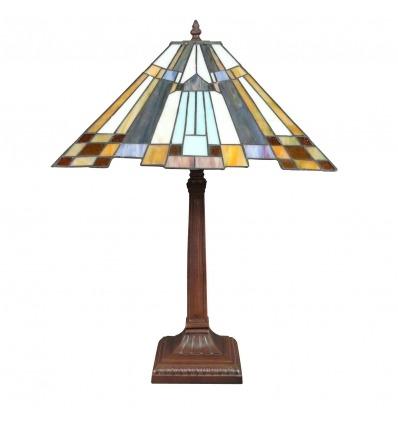 Tiffany Art Deco Lampen in New York