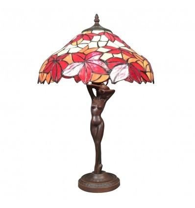 Lampe Tiffany femme