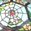 Lampe Tiffany toile d'araignée - Lampes pas cheres