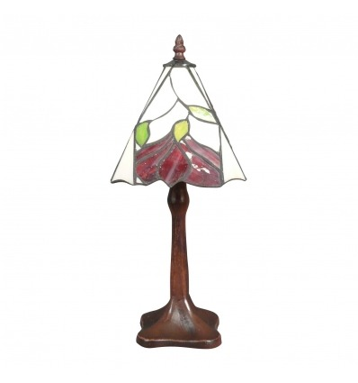 Lamp Tiffany florale decoratie
