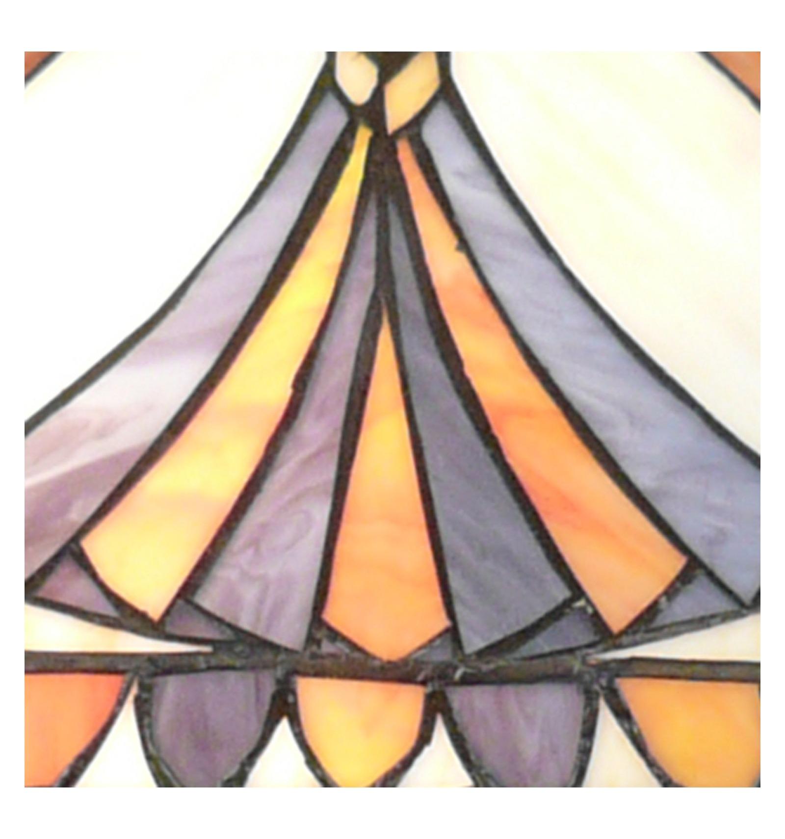 lampe tiffany alexandrie luminaires art d co. Black Bedroom Furniture Sets. Home Design Ideas