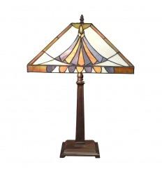 Lámpara Tiffany Alexandria