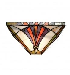 Tiffany Alexandria wall lamp
