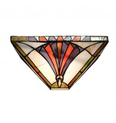 Lámpara de pared Tiffany Alexandria