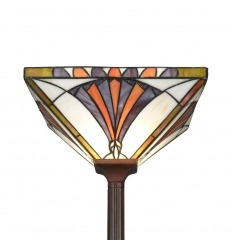 Floor Lamp Tiffany Alexandria