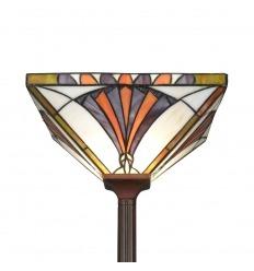 Lampada da terra Tiffany Alessandria