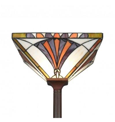 Lámpara de pie Tiffany Alexandria