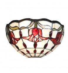 Tiffany Art Deco Wandleuchte Amsterdam