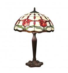 Lampada Tiffany tulipani di serie Amsterdam