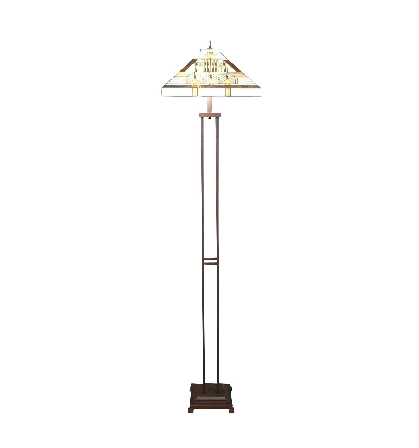 lampadaire tiffany art d co de la s rie boston lampes art deco. Black Bedroom Furniture Sets. Home Design Ideas