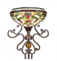 Golv lampa Tiffany - serien Indiana
