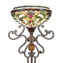 Állólámpa - sorozat Indiana - Tiffany lámpa áruház -